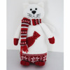Gift items Christmas Festival Party Cloths Cat Holiday Living Company