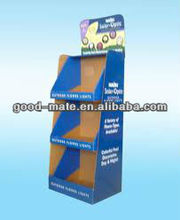 Cardboard Rack Pallet Display Furniture for Clothing Store
