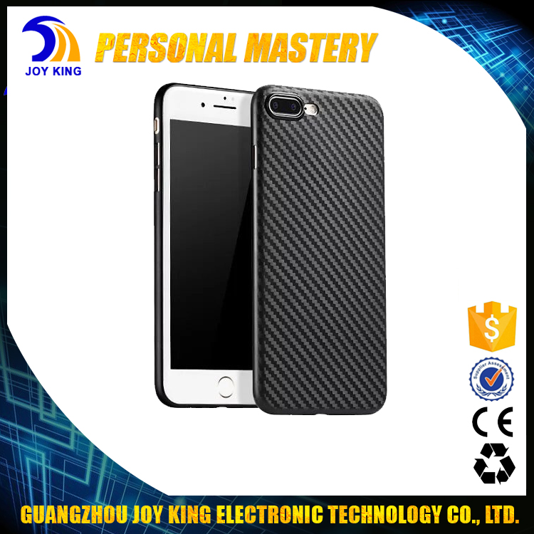 For Iphone 7 carbon fiber cell phone case, For s8 carbon fiber back case cover