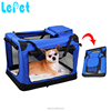 Soft dog carrier purse large pet carrier collapsible dog carrier crate