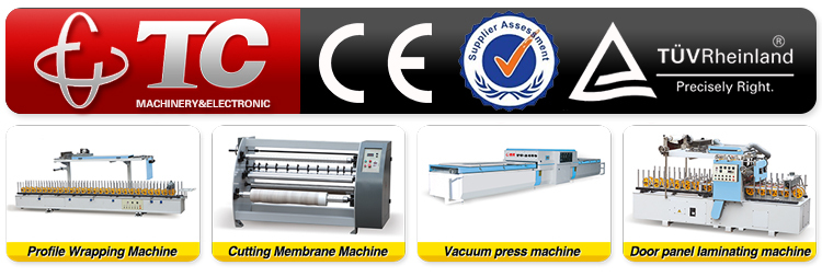 High Quality Automatic Paper PVC Profile Leather Cutting Machine Price