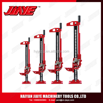 Hot Sell 3T Hi-Lift Farm Jack Off-road Jack