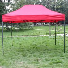 10x10 high quality hexagon steel frame garden tent gazebo