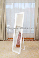 2013 new design floor mirror decorative items for living room