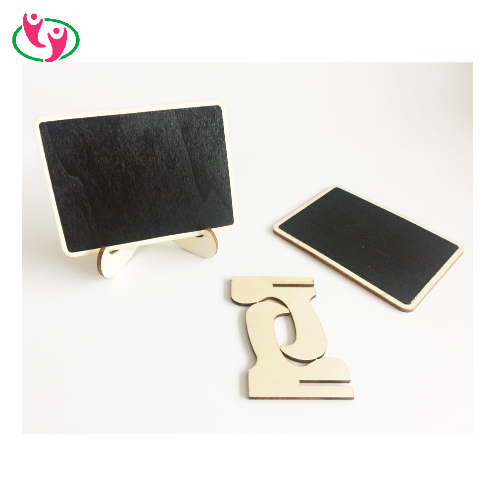 Quality Desktop Mini Chalk Board with stand