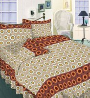 Cotton Flannel Bed Sheet Set