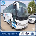 Long distance right hand drive luxury tourist 37 passengers bus on sale