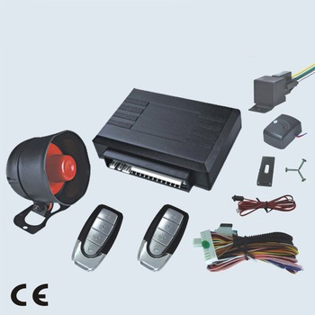 factory wholesale cheap price car alarm system with best quality CE
