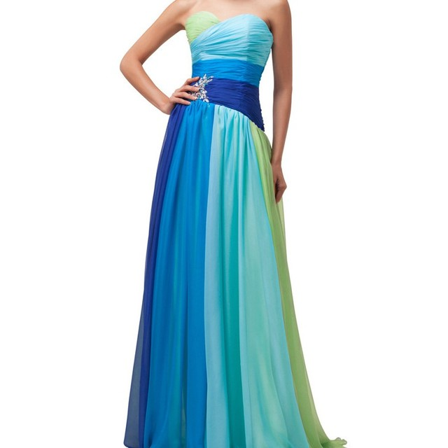 ZH1868A High quality fashion colorful off shoulder bridesmaide dresses