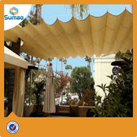 Hot sale Triangle outdoor sunshade sail 70 300g excellent