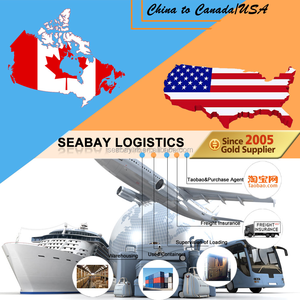 reliable china shipping service to canada