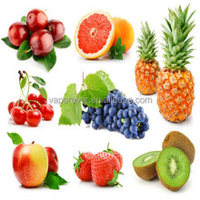 High concentration concentrated fruit flavors for make vape juice or e liquid