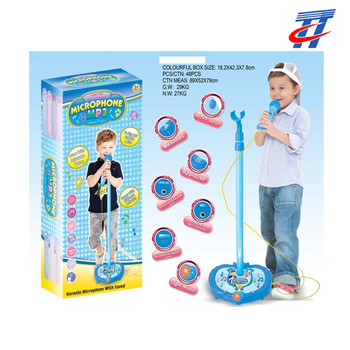 Music microphone toys with mp3