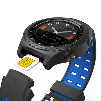 optional SIM card sports watch with IP67 waterproof weather call remind camera control and fitness tracker