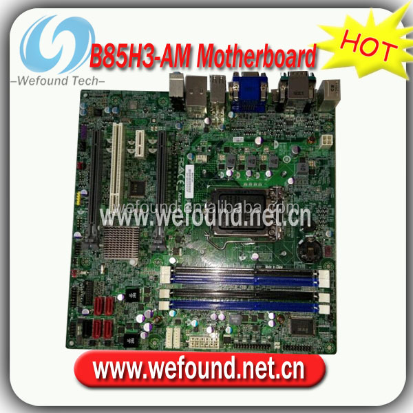Hot! Desktop motherboard mainboard B85H3-AM for Acer support 1150 CPU