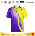 Premium Golf Polo Shirts Comfortable Golf Clothing Sublimation