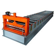 xn 800 corrugated steel sheet building material machinery