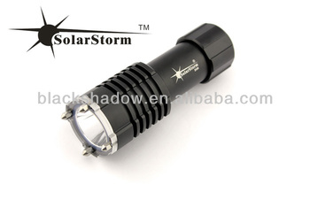 2013 most powerful diving torch / high quality 100m waterproof scuba diving equipment