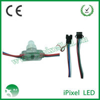 ws 2801 pixel led light string with remote controller