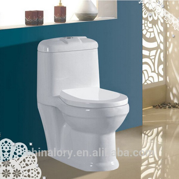 Ceramic One Piece children size toilet / children toilet