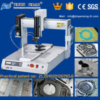 TianHao Silicone Gasket Dispensing Machine With Cartridge Dispensing silicone sealant