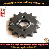 Factory Spec brand 14 Tooth Steel dt 125 ansi sprockets for motorcycle Motorcycles FS-1687