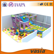 Home indoor equipment for kindergarten children soft play type