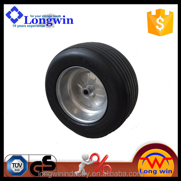 Flat Free Tires For Trolley CART and Golf Cart