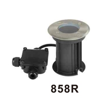 Small size video lighting effect led underwater light for fountains