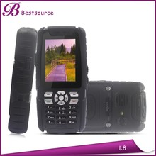 2.4inch L8 mobile phone, mobile phone with walkie talike, large button mobile phone