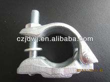 Forged single scaffolding Coupler (BS1139/JIS)