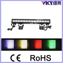 50W low power RGB leds wall washer light for building/park/stage/parties