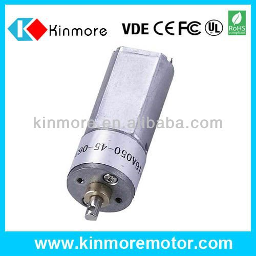 Motor for Condom vending machine with gearbox