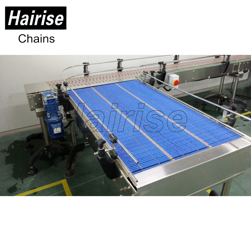 Hairise slat bend carton baggage rice gravity round belt reliable conveyor design equipment manufacturers for packaging