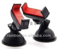 Universal Windshield Cell Phone Car Holder 360 Degree Rotating with Suction Cup Stand Holder