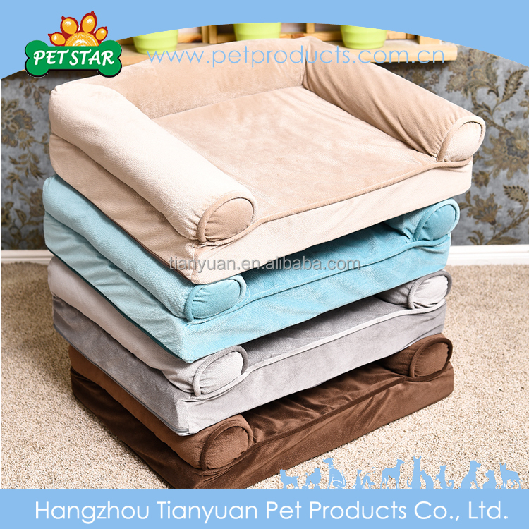 Factory Directly Provide Breathable Fabric China Manufacturer Novelty Non Slip Pet Dog Beds