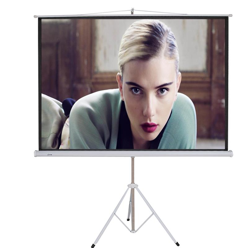 projector screen tripod stand portable projection screen