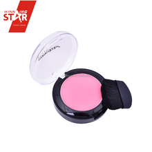 Winningstar wholesale natural beauty compressed blush pallete sugar box face makeup powder blusher
