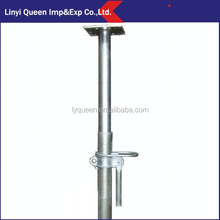 Galvanized Adjustable Steel Concrete Post Supports
