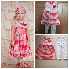 New style girls boutique dress 3 year old girl tutu dress for kids