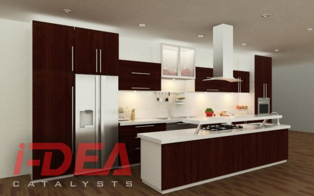 Modular Kitchen Cabinets by I-Dea Catalysts Philippines