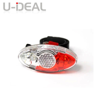 2015 new alibaba innovative bicycle rear light