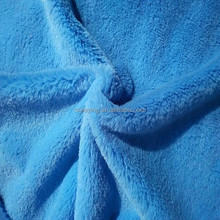 China Jiangsu Factory 7-40mm 100% polyester Knitted Minky fake PV plush faux fur fabric,Blanket Fabric,Toy Fabric
