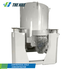 China Gold Mining Equipment Alluvial Gravity Centrifugal Gold Concentrator