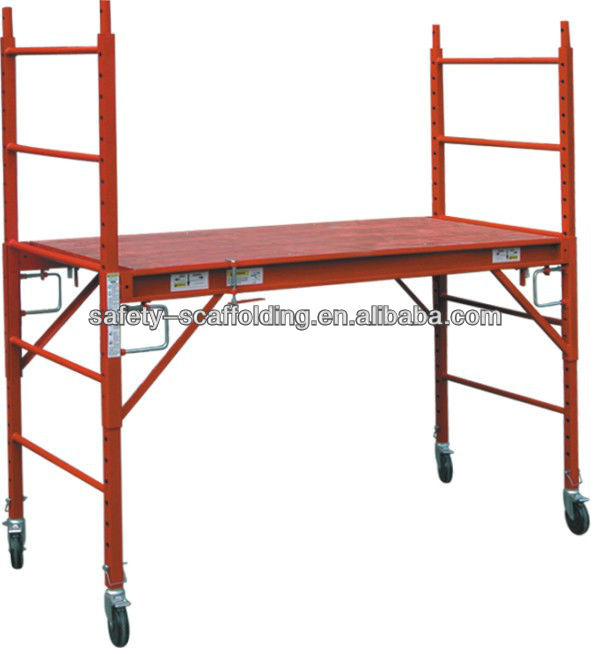 painted hot dip galvanized steel frame