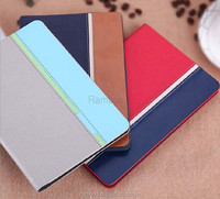 Book Type Tablet Case with Card Holder Leather Custom Cover Case for iPad 2 3 4 5 9.7""
