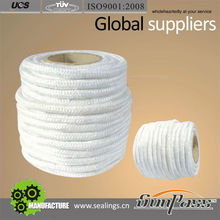 Best Selling E Glass Fiber Yarn Bulk Glass Fiber Braided Round Rope