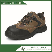Popular selling middle east style rubber outsole safety working shoes LJ-ZD08