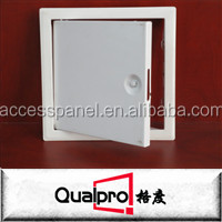 Steel sheet ceiling drywall access panel