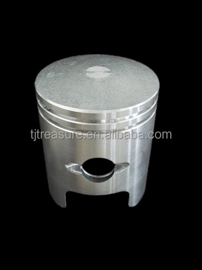 Motorcycle AX100 Engine Parts Piston 50mm Cylinders Piston With Ring